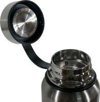 Термос-фляга для напитков Steel Jiakang 1100 мл