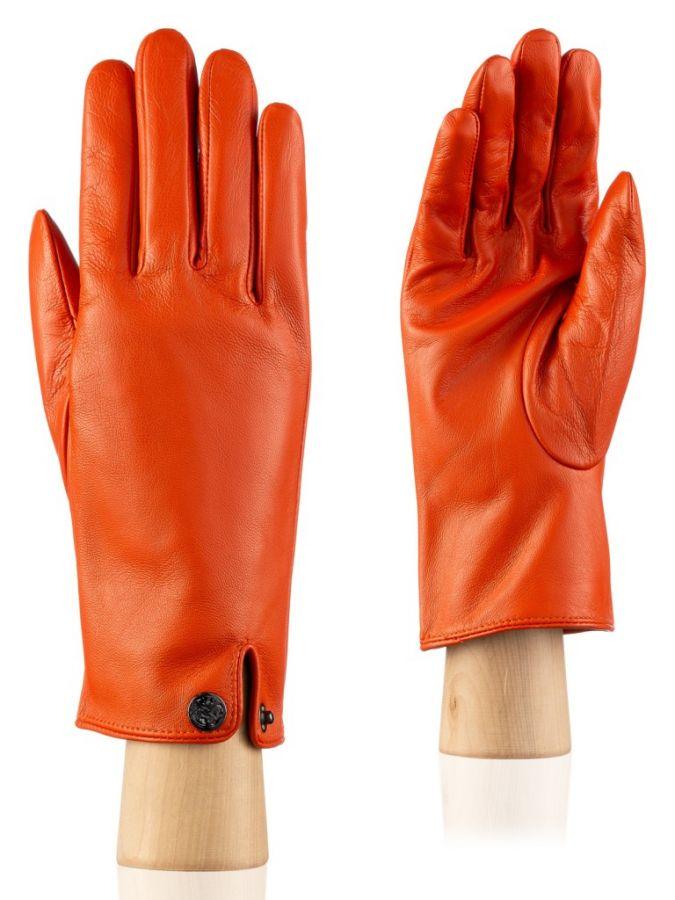 Рыжие женские перчатки LABBRA