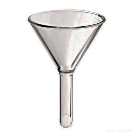 Воронка стеклянная, 40-90 мм