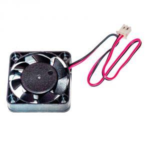Осевой вентилятор корпусной 30х30х10мм 12В