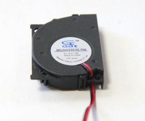 Вентилятор радиальный (центробежный) 50х40х10мм 12В