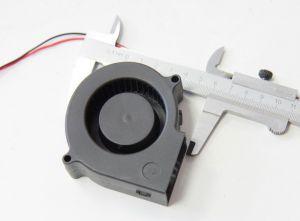 Вентилятор радиальный (центробежный) 75х75х30мм 12В