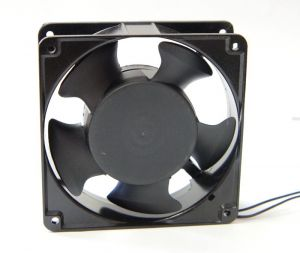 Осевой вентилятор корпусной 120х120х38мм 220В