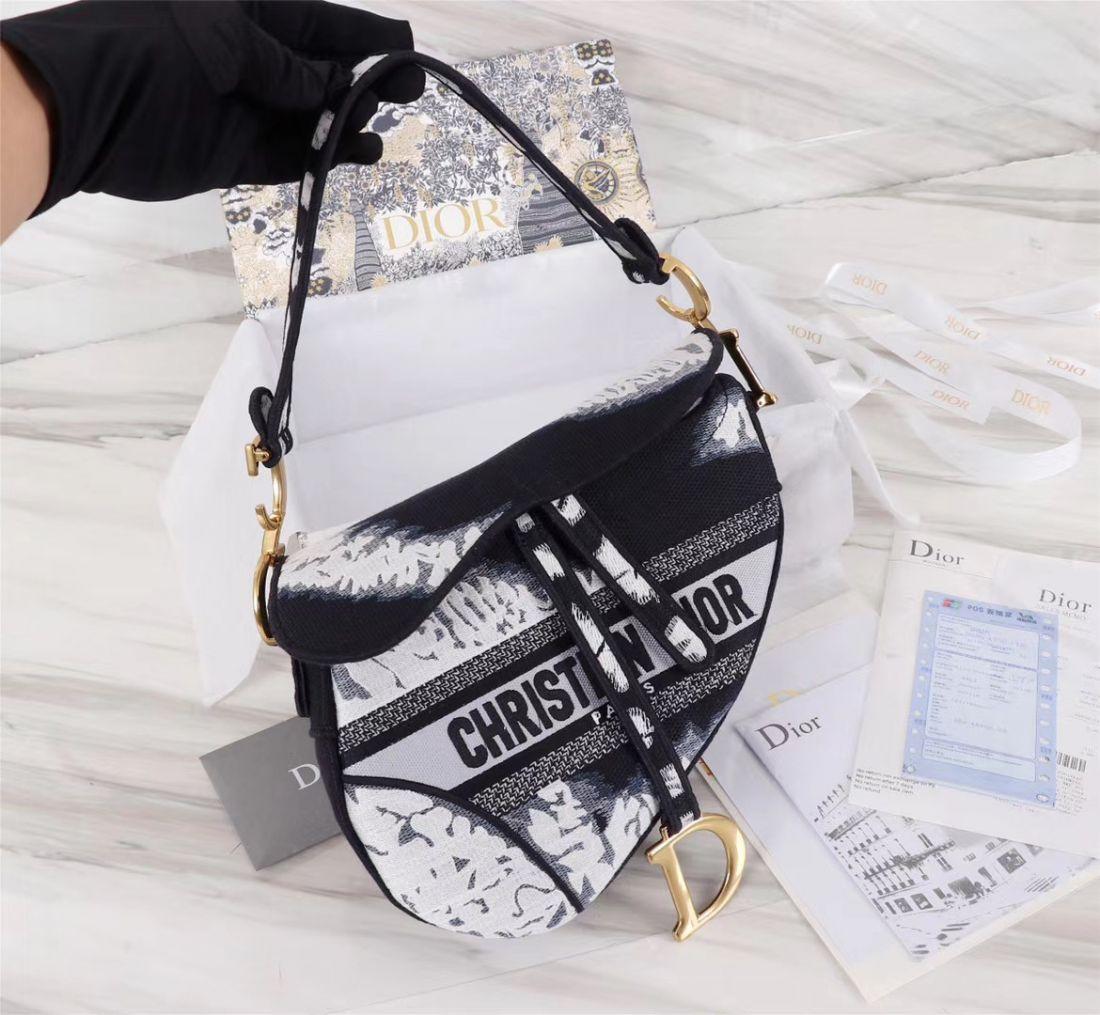 Dior Saddle Bag 25,5 cm