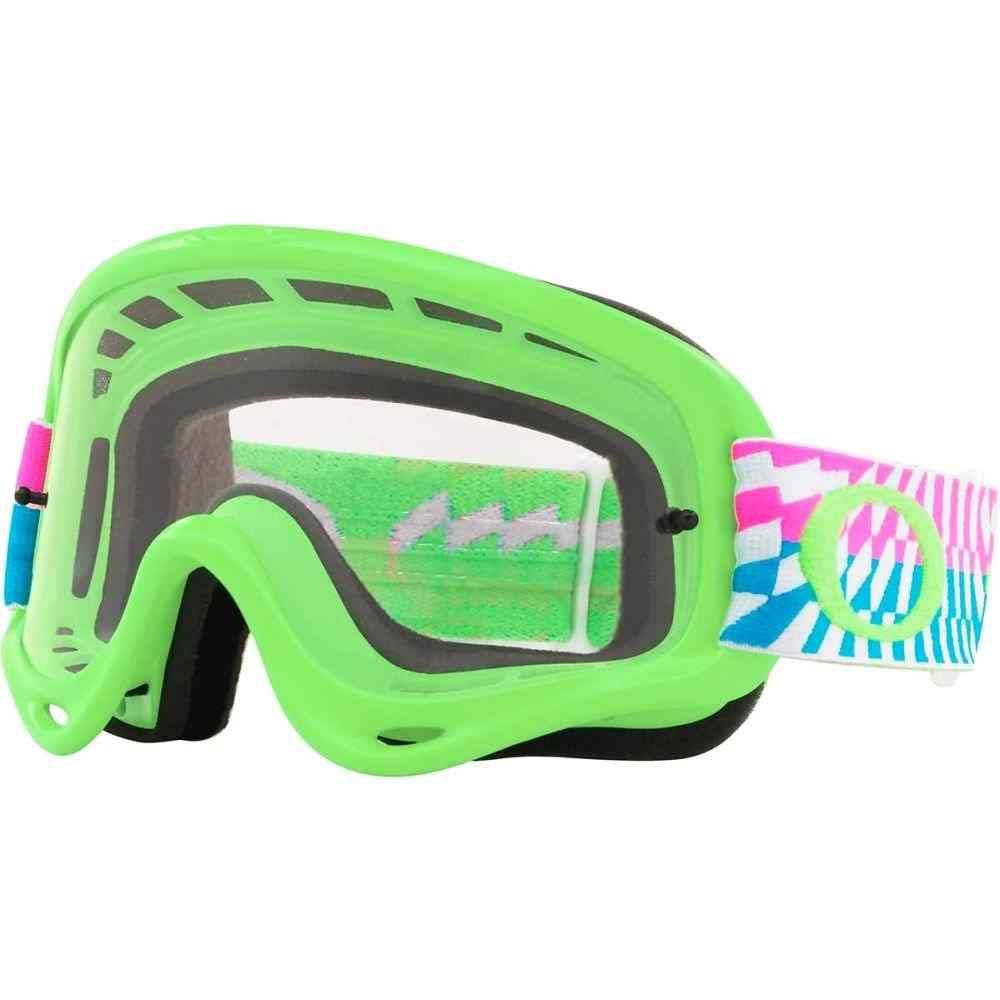 Oakley O-Frame Braking Bumps Green очки для мотокросса и эндуро