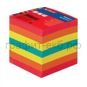 Куб 9х9 700л. цветной/склейка Herlitz 0146092
