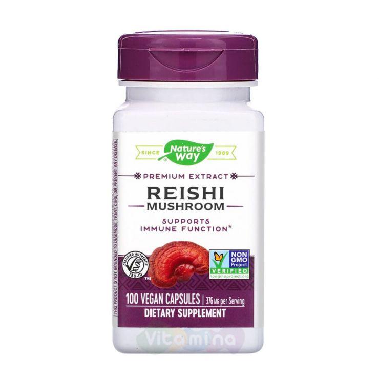 Reishi (Гриб Рейши) 376 мг 100 капсул