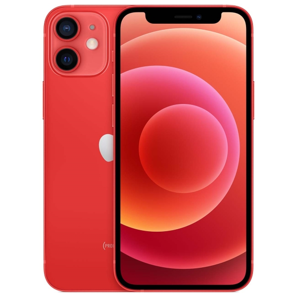 Смартфон Apple iPhone 12 64Gb A2404 (PRODUCT)RED 2 Sim