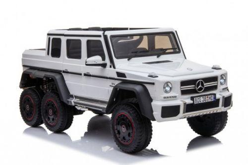 Детский электромобиль Mercedes-Benz G63 AMG 4WD P777PP. Шестиколесный.