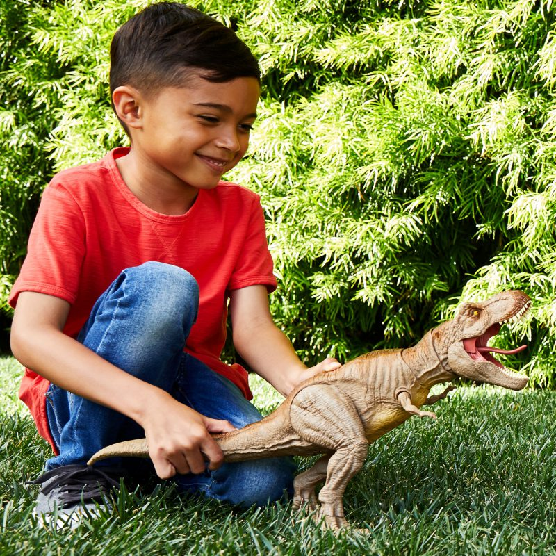 Динозавр T-Rex Mega Ryk Mattel GJT60