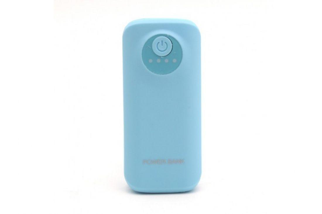 Портативное зарядное устройство Power Bank 6800mAh YS27 (Голубой)