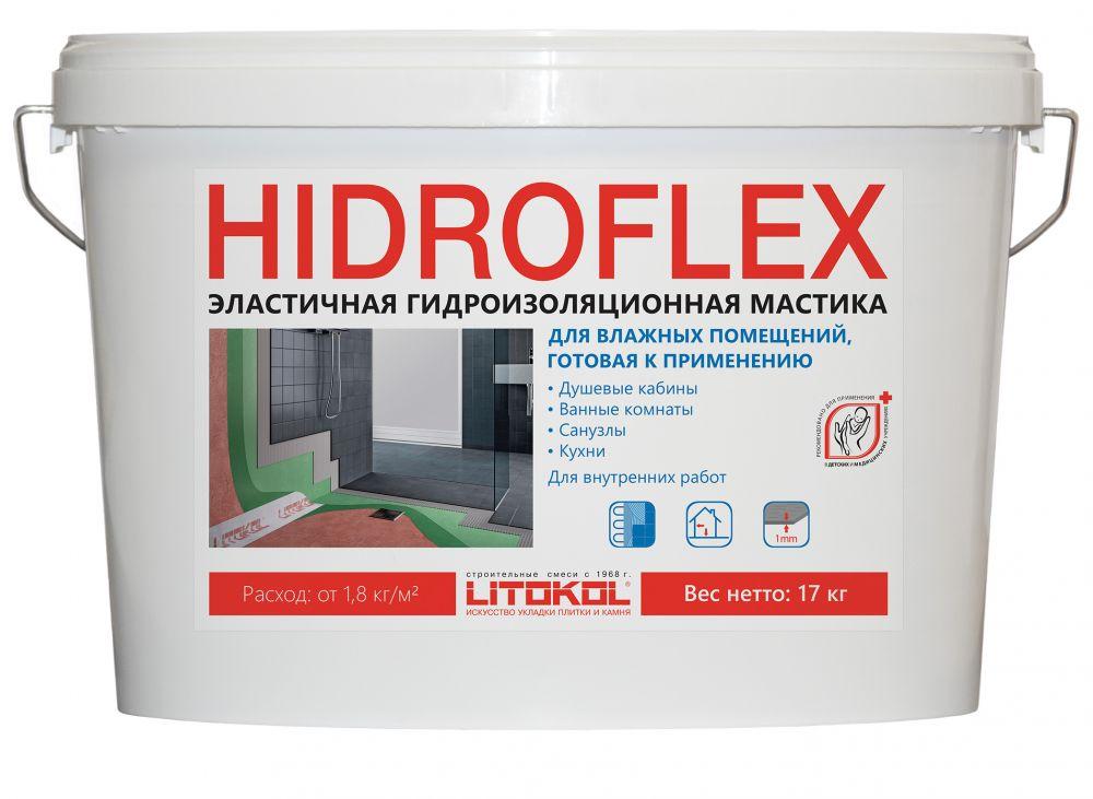 Гидроизоляционный состав HIDROFLEX