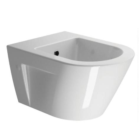 Подвесное керамическое биде GSI Norm 86651 ФОТО