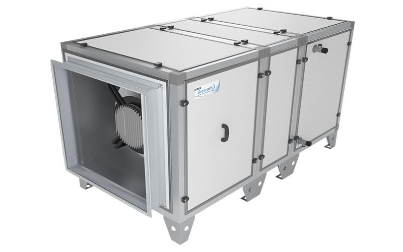 Приточная установка Breezart 12000 Aqua