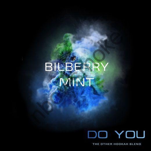 Do You 50 гр - Bilberry Mint (Черника Мята)