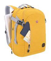 Рюкзак - чемоданчик Wenger 3555247416 — желтый