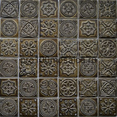KG4803 керамика. Мозаика серия EXCLUSIVE, 300*300*6 мм (КерамоГраД)