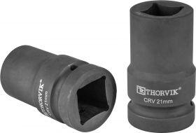 """LSWS00121 Головка торцевая 4-х гранная для ручного гайковерта 1""""DR, 21 мм"""
