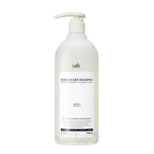 La'dor Шампунь для всей семьи Family Care Shampoo, 900 мл