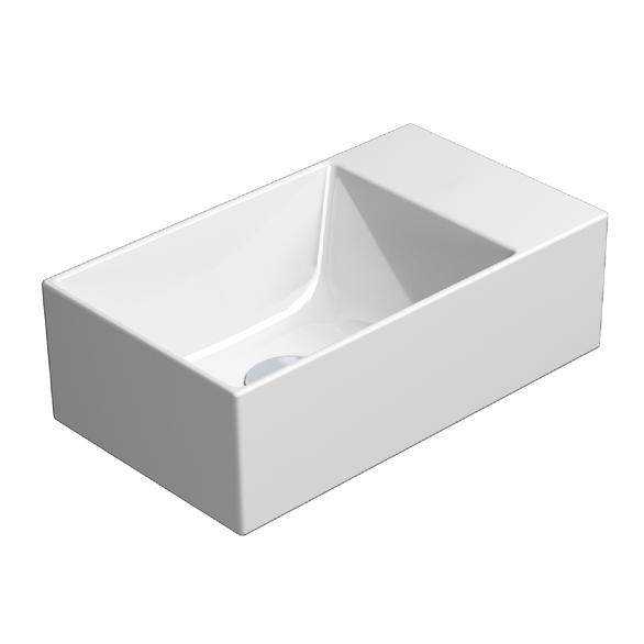 Раковина для ванной GSI Kube X 9484 40х23 см ФОТО