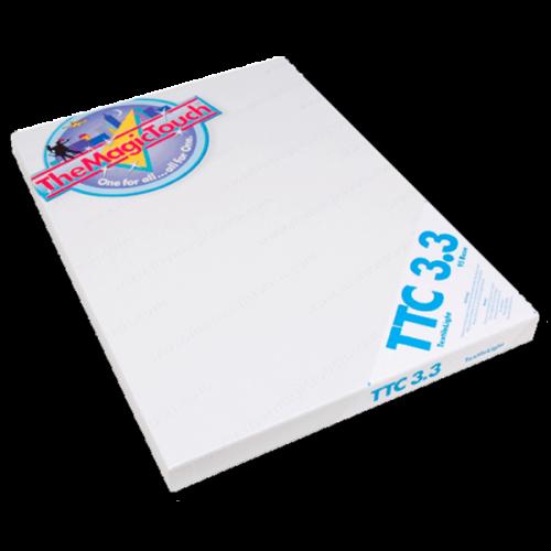 ТЕРМОТРАНСФЕРНАЯ БУМАГА ДЛЯ ПЕРЕНОСА НА СВЕТЛУЮ ТКАНЕВУЮ ПОВЕРХНОСТЬ The Magic Touch ТТС 3.3