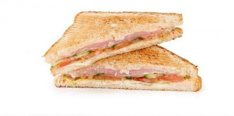 Клаб-сэндвич классический