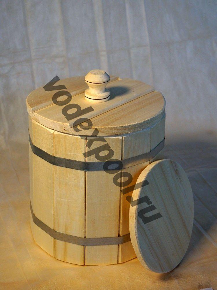 Кадушка деревянная 8-10 л