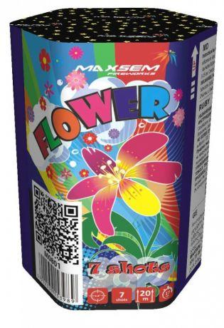"""Батареи салютов """"FLOWER"""" 7 залпов"""
