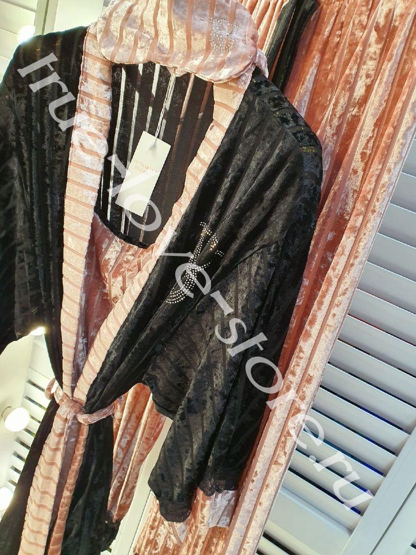720197- Цена за 1 шт, Пижама четверка VS (Бархат)