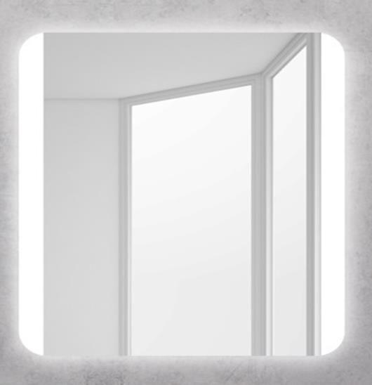 Зеркало для ванной комнаты BelBagno SPC-CEZ-700-700-LED-BTN ФОТО