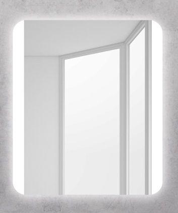 Зеркало для ванной комнаты BelBagno SPC-CEZ-800-700-LED-BTN ФОТО