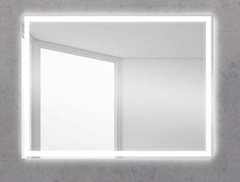 Зеркало для ванной BelBagno SPC-GRT-500-600-LED-BTN ФОТО