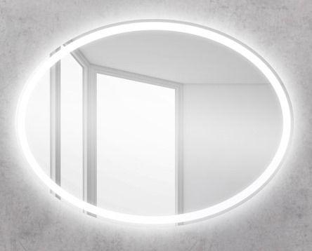 Зеркало для ванной комнаты BelBagno SPC-VST-600-800-LED-BTN ФОТО