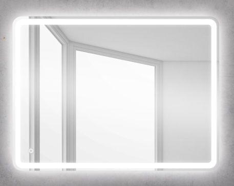 Зеркало для ванной комнаты BelBagno SPC-MAR-500-600-LED-TCH ФОТО
