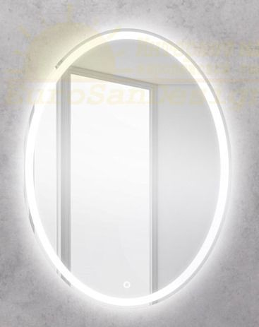 Зеркало для ванной комнаты BelBagno SPC-VST-600-800-LED-TCH ФОТО