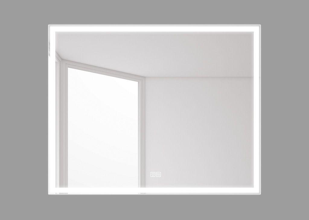 Зеркало для ванной комнаты BelBagno SPC-GRT-1000-800-LED-TCH-WARM ФОТО