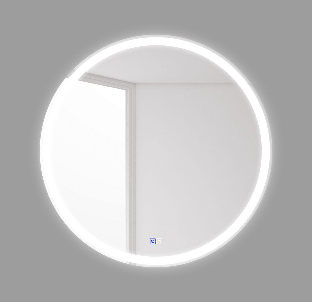 Зеркало для ванной комнаты BelBagno SPC-RNG-800-LED-TCH-PHONE ФОТО