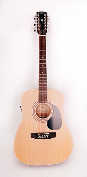 PARKWOOD W81-12E-OP Электроакустическая гитара 12-струнная