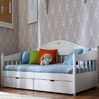 Кровать Дайсу №14А, любые размеры