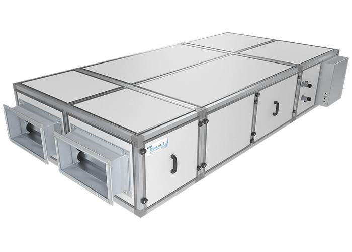 Приточно-вытяжная установка Breezart 2700 Aqua RP SB