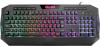 НОВИНКА. Проводная игровая клавиатура Gelios GK-174DL RU,радужная подсветка
