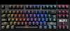 НОВИНКА. Механическая клавиатура Blitz GK-240L RU,Rainbow