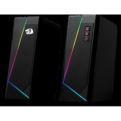 Акустическая 2.0 система Anvil черный, 6 Вт, питание от USB
