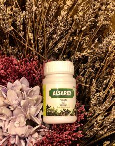 Алсарекс Чарак, противоязвенное и уменьшающее раздражение средство 40 таб