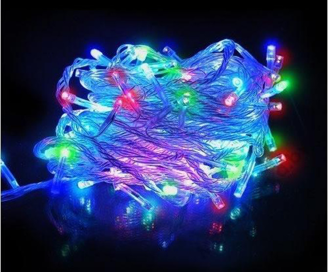 Светодиодная гирлянда 400 LED 19 м