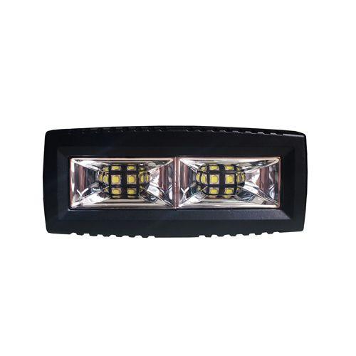 Прямоугольная светодиодная фара рабочего свечения 40W AURORA ALO-L-4-E13T