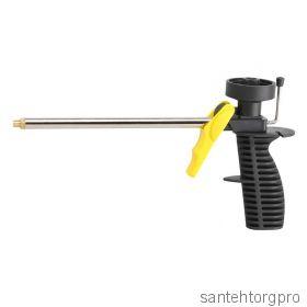 """Пистолет STAYER """"STANDART"""" для монтажной пены, пластмассовый корпус"""
