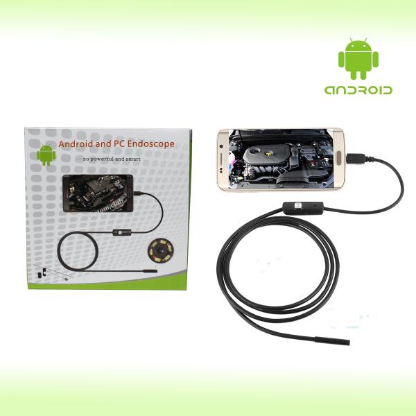 Камера-эндоскоп  для Android и ПК