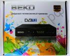 Цифровой ресивер DVB-T2 BEKO T15 + HDi плеер поддержка Wi- Fi (цифр эфирн. телевид бесплатно) + USB ( диагност.брака > 2 нед. при отсутв. проверка 100р. )