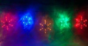 Гирлянда электрическая Feron CL108 Разноцветный